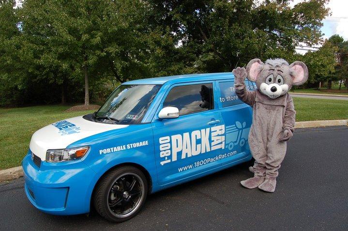 1 800 Pack Rat Raleigh North Carolina Car Shipping