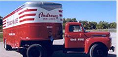 Andrews Van Lines Inc Norfolk Nebraska Car Shipping