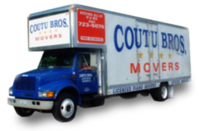 Coutu Brothers Movers Worcester Massachusetts Auto