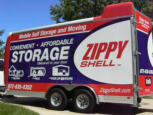 Zippy Shell Mobile Storage And Moving Moving Company Images ...