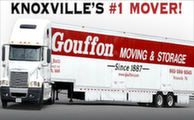 Gouffon Moving And Storage Co Knoxville Tennessee